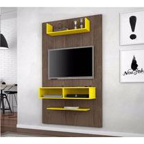 Painel Para Tv Jb 5001 C/suporte P/ Tv Suporta Tv Até 40`