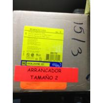 Arrancador Termomagnético Tamaño 2 Square D