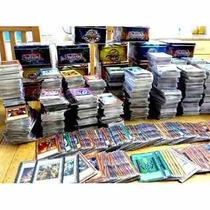 Increible Lote De 400 Cartas Yugioh !!!!