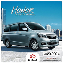 Chana Honor 1.5vvti