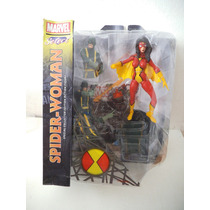 Spider Woman Marvel Select Diamond Select Toys