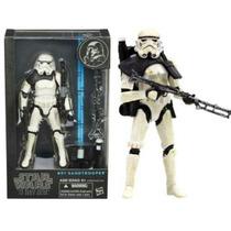 Action Figure Boneco Sandtrooper - Star Wars - Black Series