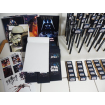 45 Anotadores Star Wars 45 Lapices Y 45 Gomas Zona Sur Lomas