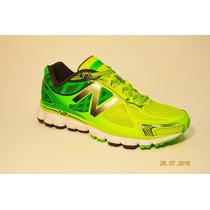 Zapatillas New Balance M1080 Verde C/plateado