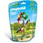 Retromex Playmobil 6653 Aves Tropicales Animal Zoologico