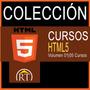 Aprende Html5 Curs Audiovisuales Volumen 01