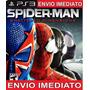 Spider-man Shattered Dimensions Psn Digital Ps3 Envio Rapido