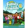 Family And Friends (2/ed.) 6 - Class Book Con Multi-rom (1)
