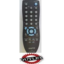 Control Remoto Gxcb Tv Hd Lcd Sanyo