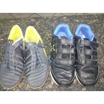 Zapatos Umbro Y Adidas (originales)