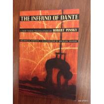 Livro The Inferno Of Dante Robert Pinsky - Frete Gratis