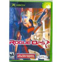 X Box Rogue Ops Nuevo Envio Gratis