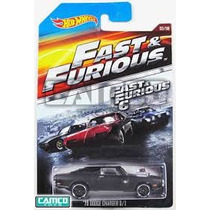 Hot Wheels Rapido Y Furioso, Dodge Charger R/t 70