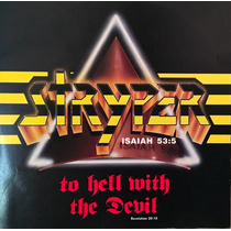Stryper - To Hell With The Devil - Cd 1986