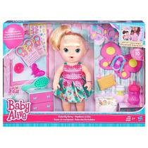 Boneca Baby Alive Borboletinha Loira - Hasbro