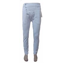 Calça Jeans Masculina Lycra Skinny Saruel
