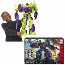 Transformers Generations Combiner Devastator Hasbro Gigante