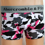 Boxers Abercrombie & Fitch - Made In Usa - 100% Originales!!