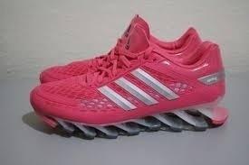 tenis adidas springblade rosa original