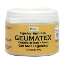 Geumatex 80g - Com Óleo De Copaíba E Andiroba - 01 Unidade