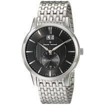 Reloj Claude Bernard 3m Nin Plateado