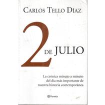 2 De Julio De Carlos Tello Diaz