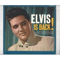 Disco De Vinil Elvis Presley Elvis Is Back 1977 - Lp 17