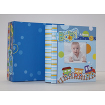 Álbum Fotográfico 4x6 (10x15cm) Para 100 Fotos(bebe)