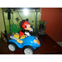Mickey Mouse En Moto 4 Ruedas