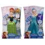 Muñecas Princesa Anna Y Elsa Frozen Que Cantan Originales