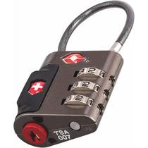 Candado Travel Sentry® Cable Lock Victorinox $350