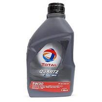 Oleo Lubrificante Sintetico Low Saps Quartz Ineo Mc3 5w-30