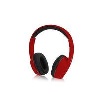 Los Mas Baratos Audifonos Acteck Hi-fi Ar-100 Lvas-105 Rojo