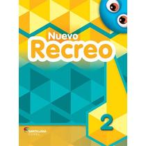 Nuevo Recreo 2 - Libro Del Alumno + Multirom