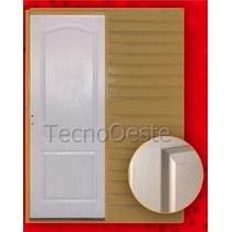 Aberturas Puerta Corrediza Interior Craftmaster Blanca 70-10
