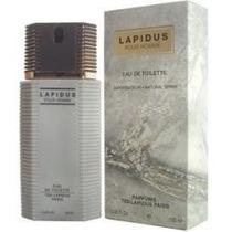 Perfume Lapidus Para Caballero 100 Ml Original