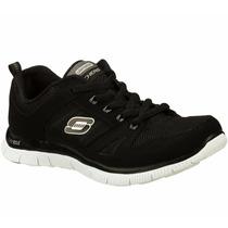 Zapatos Skechers Para Damas Skechers Spring 11727 - Bkw