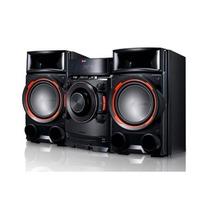 Minicomponente Lg 8800w Cm 8330 Xmetal Bass Nuevo.