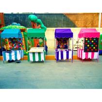 Puestos De Feria, Shows Infantiles, Talleres, Imitadores...