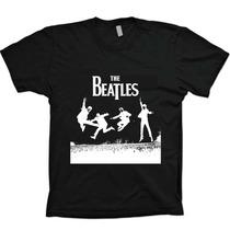 Camisas Bandas Rock - John Lennon The Beatles - 100% Algodão