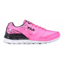 Zapatillas Fila Running Comfort Fit W - Talles 34 Al 40