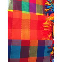 Manteles Artesanales Mexicanos 6 Sillas 2.0 Mts