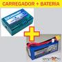 Bateria Turnigy 2200mah 3s + Carregador Lipo Turnigy 2s 3s