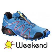 Zapatillas Salomon Speed Cross 3 Running - Weekendpesca