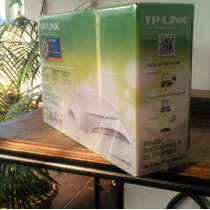Tp-link Router Wi-fi N 150 Mbps Wr720n Red Inalambrica # 1