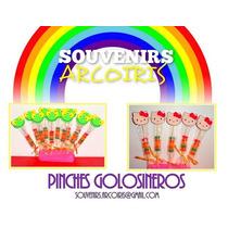 Souvenirs Infantiles Pinches Golosineros Con Gomitas