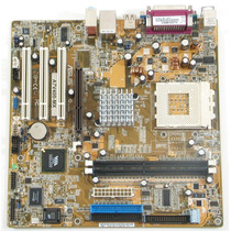 Placa Mãe Asus A7v400 Socket 462 Semprom Athlon Com Garantia