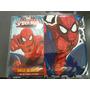 Juego De Sábanas Spiderman (el Hombre Araña) 1 1/2 Pl Piñata