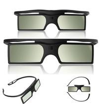 Óculos 3d Dlp Ativo Projetores Optoma Benq Acer Vivitek Etc