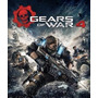 Gears Of War 4, Chave Original Pc 25 Dígitos